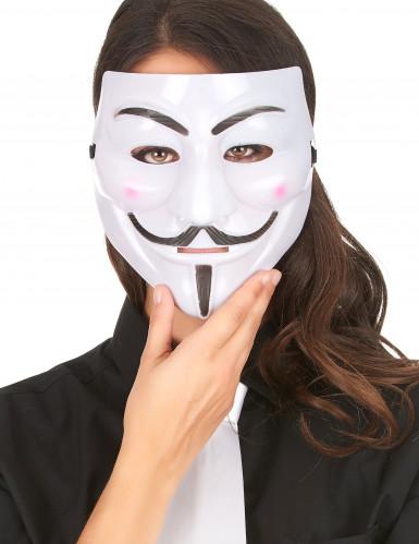 Anoniem masker voor volwassenen -1