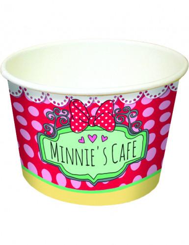 8 Minnie's café kartonnen bakjes