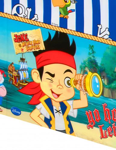 Plastic tafelkleed Jake en de nooitgedachtland piraten™-1