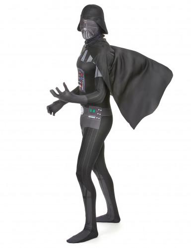 Darth Vader™second skin kostuum voor volwassenen-1