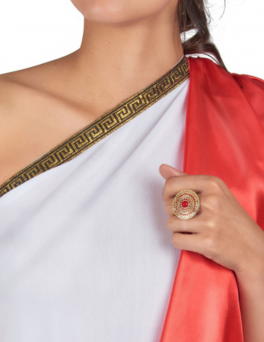 Romeinse godin ring voor volwassenen-1