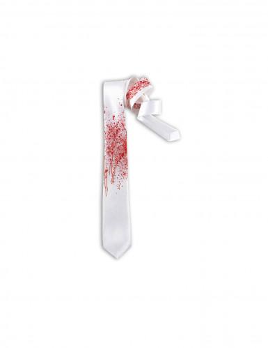 Bebloede stropdas voor volwassenen-1