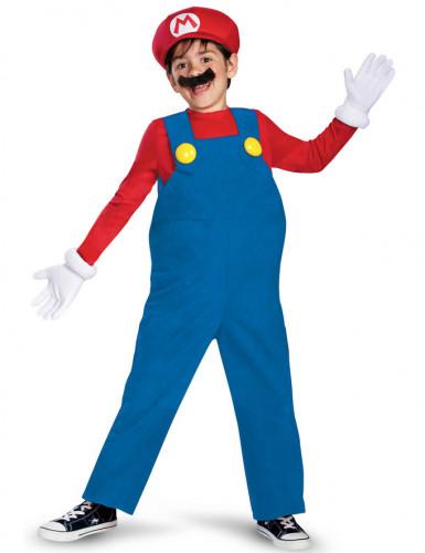 Luxe Mario™ kostuum voor kinderen