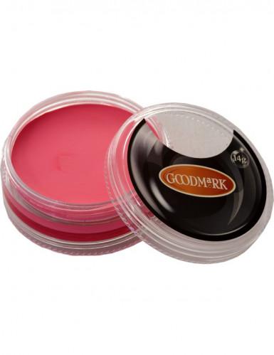Roze make-up op waterbasis