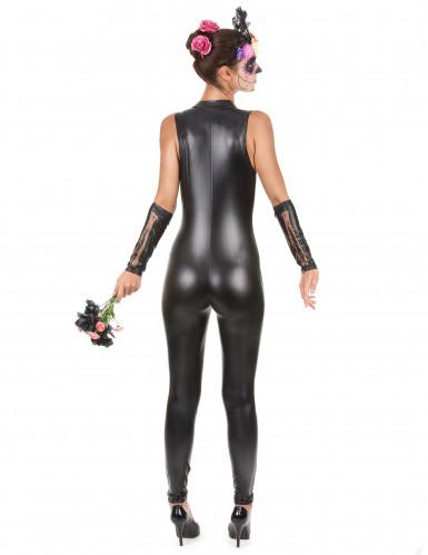 Verkleedkostuum skelet voor dames Halloween-2