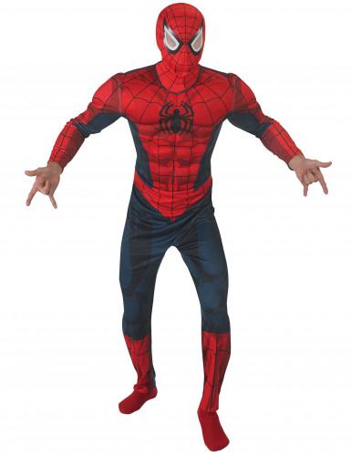 Spiderman Marvel Universe™ kostuum voor volwassenen