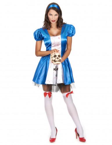 Halloween Sprookjes Kostuum.Verkleedkostuum Bebloede Sprookjes Prinses Halloween