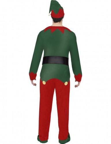 Verkleedkostuum Elf voor heren Kerst-1