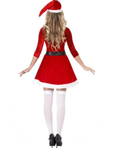 Bolero kerstvrouw kostuum voor dames-1