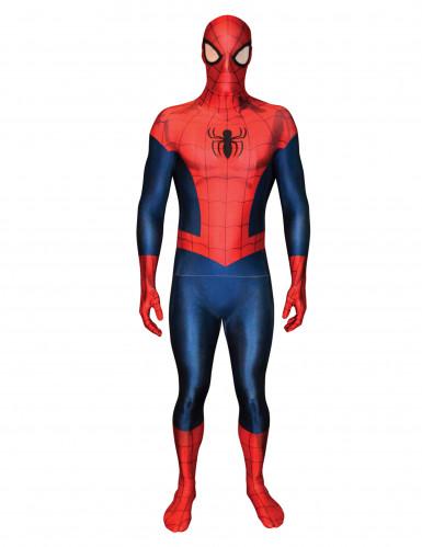 Luxe Spiderman™ Morphsuits™ kostuum voor volwassenen