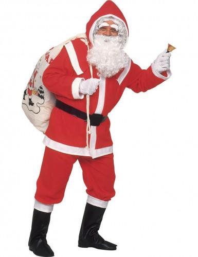 Verkleedkostuum Luxe Kerstman voor heren