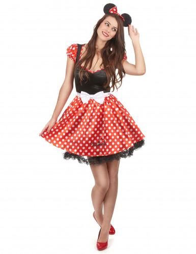 Sassy Minnie™ kostuum voor vrouwen