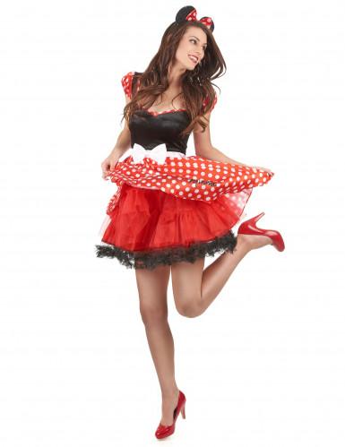 Sassy Minnie™ kostuum voor vrouwen -1