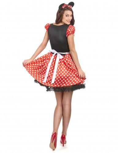 Sassy Minnie™ kostuum voor vrouwen -2