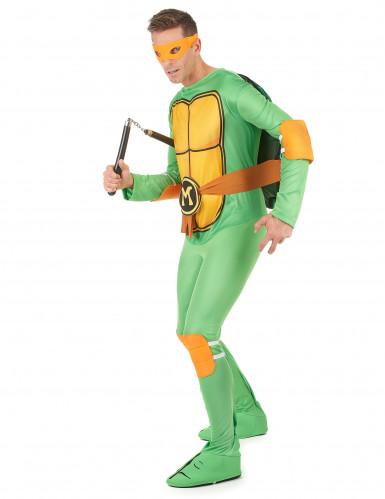 Michelangelo - Ninja Turtles™ outfit voor volwassenen-1