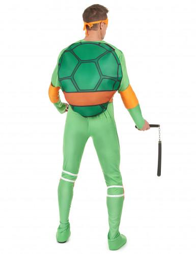 Michelangelo - Ninja Turtles™ outfit voor volwassenen -2
