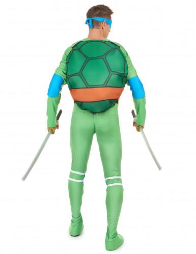 Leonardo Ninja Turtles™ kostuum voor volwassenen -2