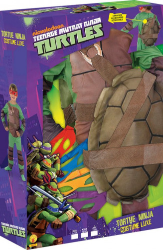 Luxe Ninja turtle pak™-1