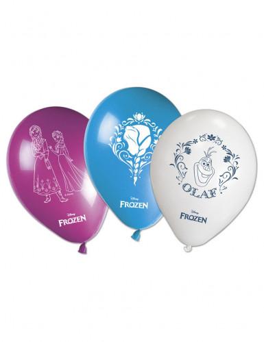 Set van 8 ballonnen van Frozen™