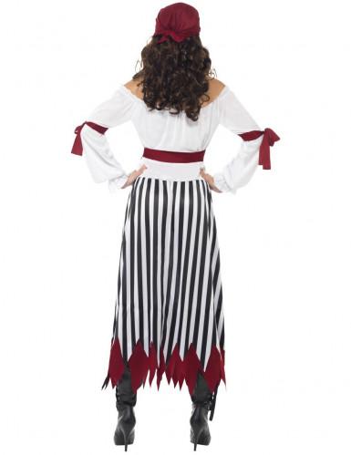Piraten verkleedkleding voor vrouwen-2