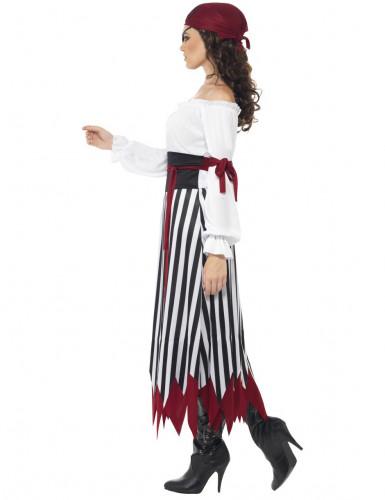 Piraten verkleedkleding voor vrouwen-1