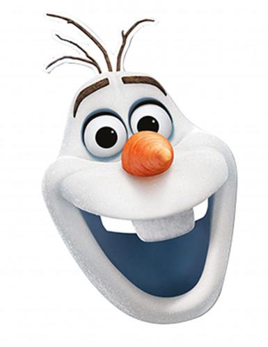Kartonnen Olaf™ masker