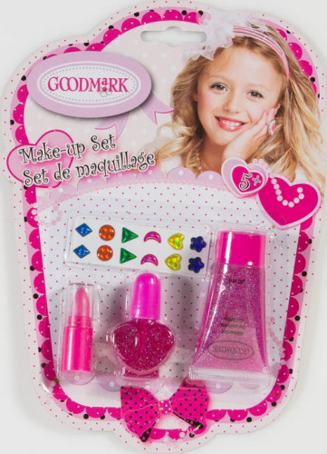 Make-up voor meisjes - fashion kit