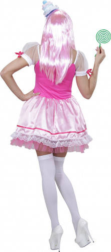 Candy cupcake kostuum voor dames-1