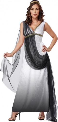 Deluxe Romeinse keizerin kostuum voor vrouwen