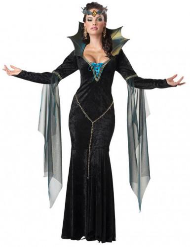 Boosaardig heksen kostuum voor vrouwen