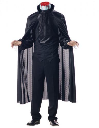 Griezelig onthoofd kostuum voor volwassenen