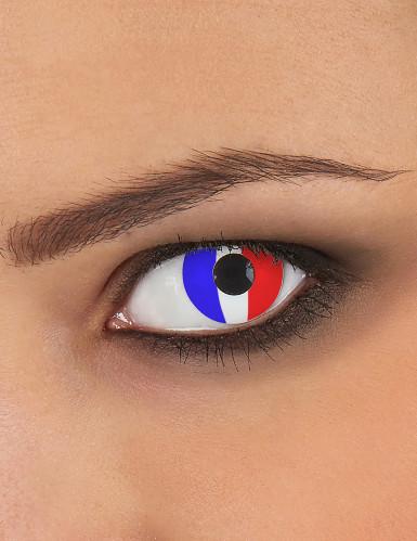 Contactlenzen Frankrijk voor volwassenen
