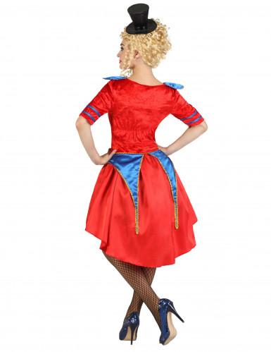 Circus temmer kostuum voor vrouwen-1