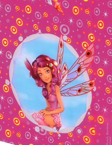 Plastic tafelkleed Mia and Me™-1