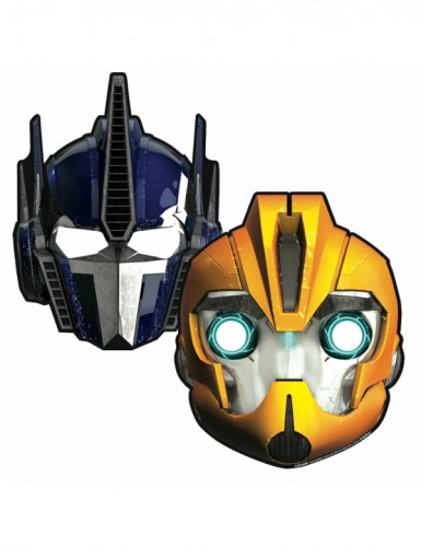 6 Transformers ™ maskers