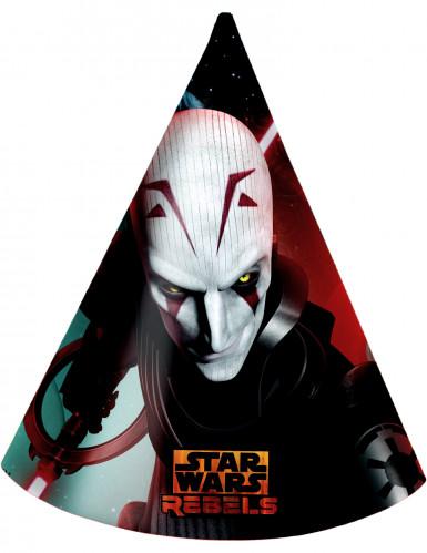 Set van 6 feesthoedjes Star Wars Rebels™