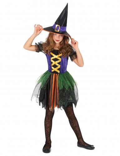 Kleine heksen kostuum voor meisjes