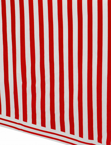 Rood en wit gestreept tafelkleed-1