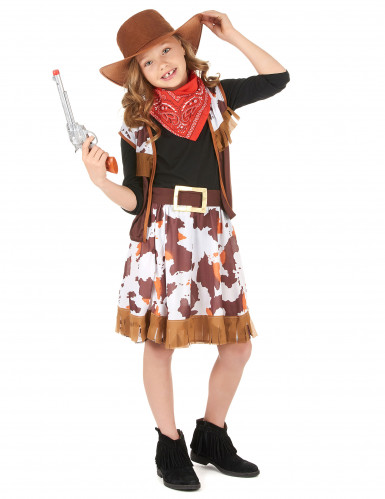 Cowboykostuum voor meisjes