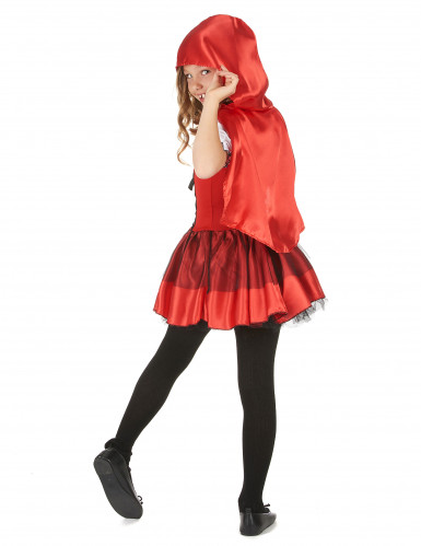 Schattige Roodkapje outfit voor meisjes-2