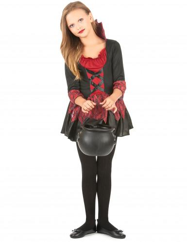 Vampier outfit voor meisjes