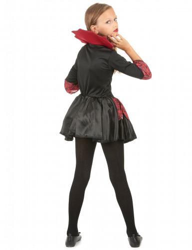 Vampier outfit voor meisjes-2
