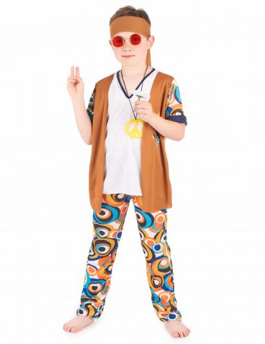 Hippie outfit voor jongens