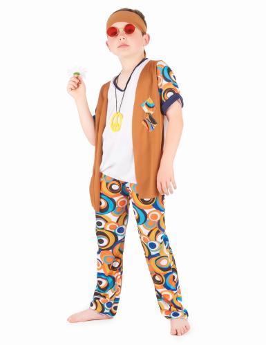 Hippie outfit voor jongens-1