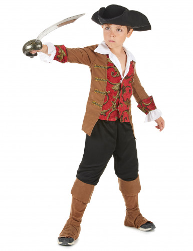 Piraten outfit voor kinderen -1
