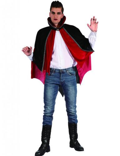 Mr. Dark vampier cape voor volwassenen