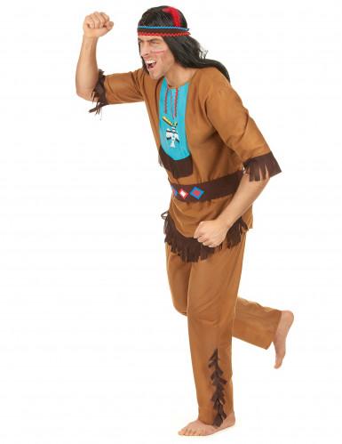 Indianen outfit voor heren -1