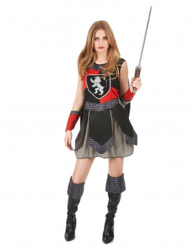Middeleeuws ridder outfit voor dames