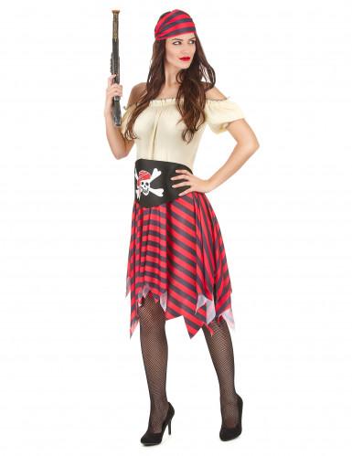 Piraten kostuum voor dames -1