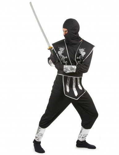 Ninja outfit voor heren